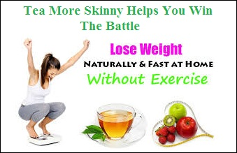 lose the your weight without any exercise